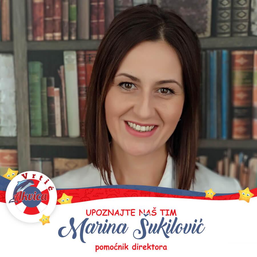MARINA ŠUKILOVIĆ